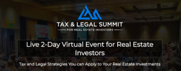Tax and Legal Summit Registration