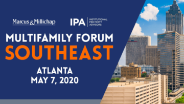 More than 350 multifamily owners, developers, and investors gather for the Multifamily Forum: SouthEast