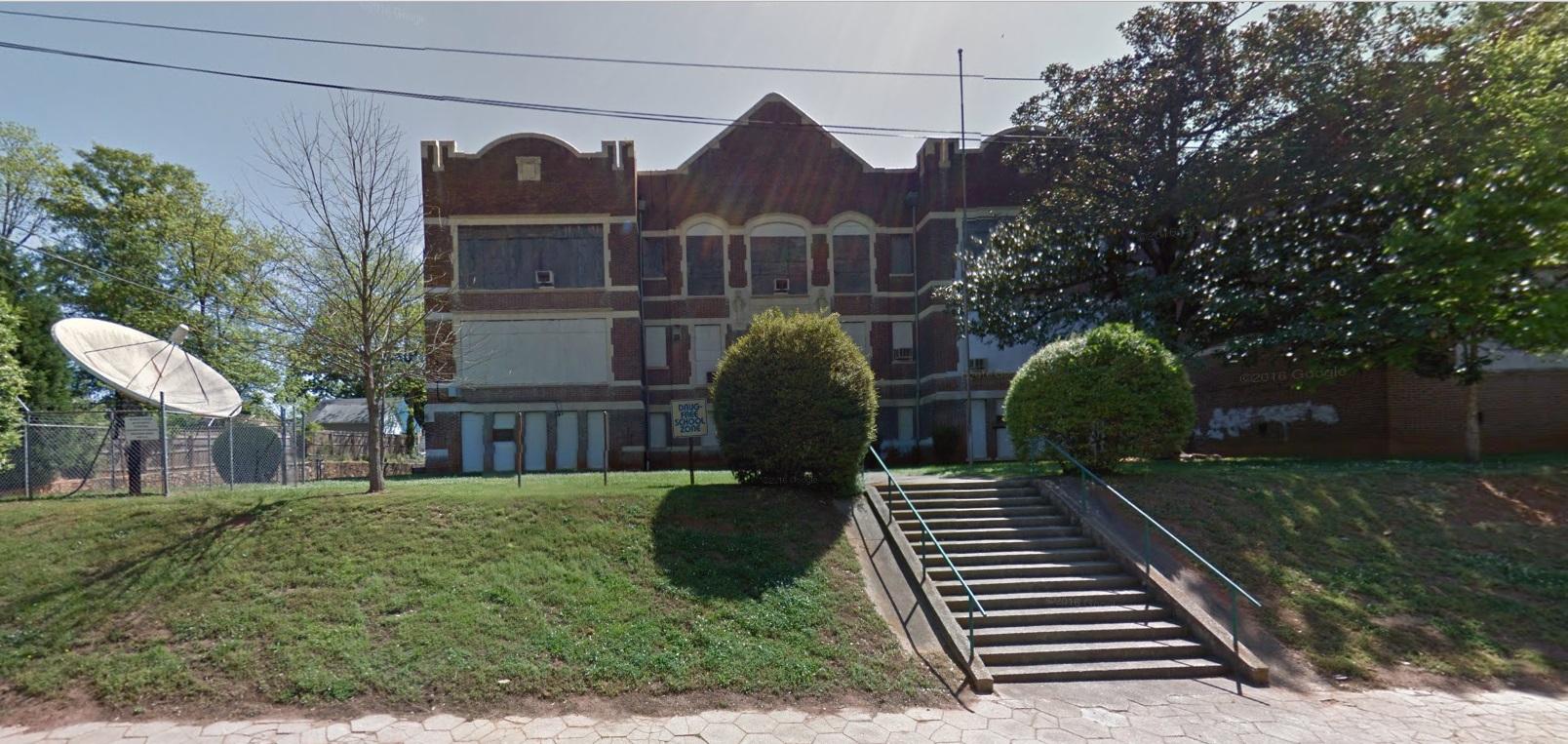 Adair Elementary on Catherine St. in Atlanta, GA.
